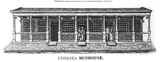 The Chelsea Bun House