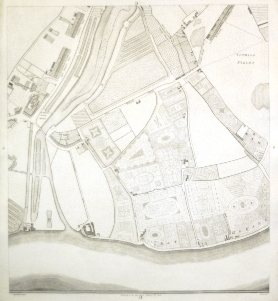 Horwood Map 1792-99