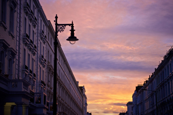 Pimlico - Photographer: Mark Vuaran, Flickr
