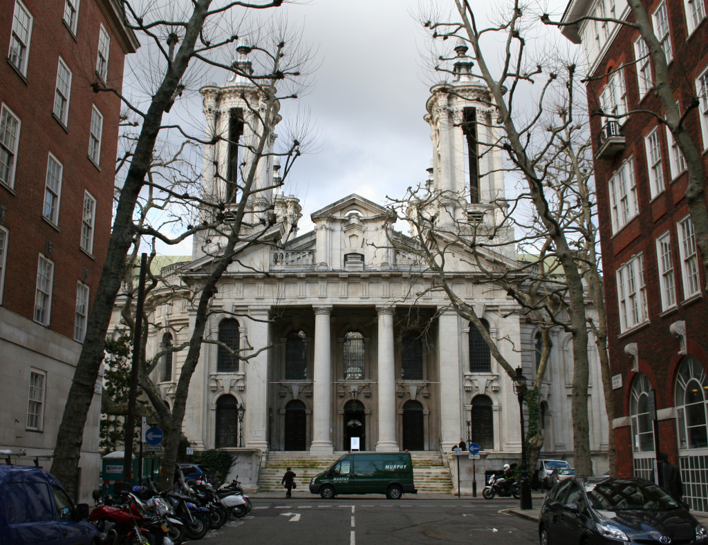 St John's Smith Square (Source: Wikipedia)